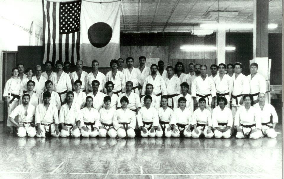 JKA Chicago team - the 80's