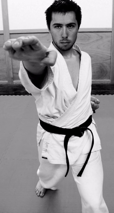 japanese budo karate school