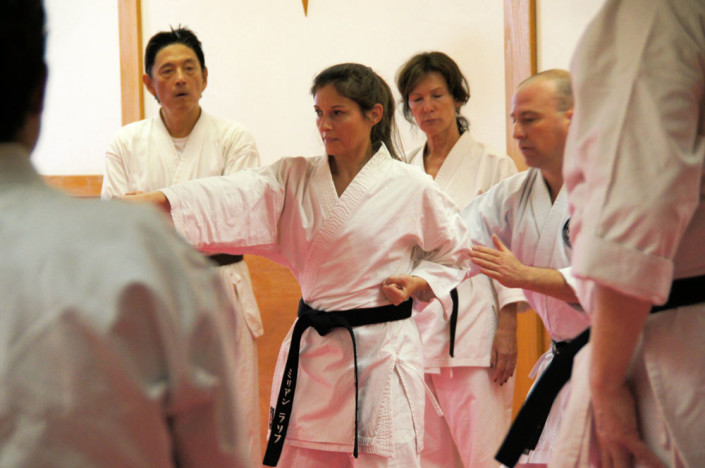 sport karate vs traditional karate