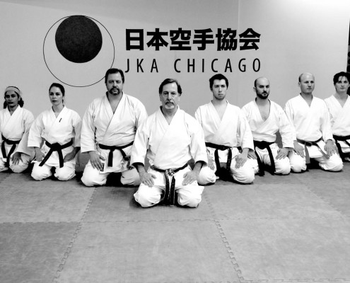 JKA Chicago 2013 photo