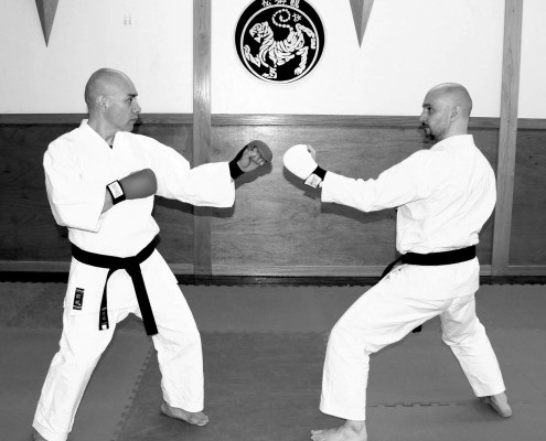 Arash Ardalan and Juan Lopez at JKA Chicago